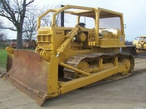 Cat D7f Bulldozer