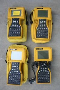 Lot Of 4 Tds Ranger Field Data Collector With Survey Pro H 076 331 200t 032