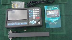 D80 Lcd 2 3 Axis Display To Replace Your Acu rite anilam Display 6 Or 9 Pin