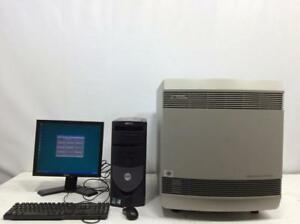 Applied Biosystems 7900ht Fast Real time Pcr System 96 well Pc Software