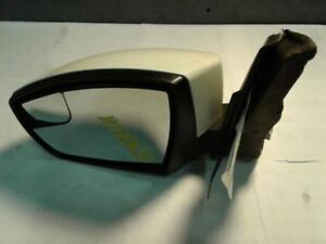 left Door Mirror Driver Side 2013 2016 13 16 Ford Escape Oem White