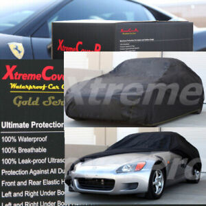 1990 1991 1992 1993 1994 1995 1996 Mazda Mx 5 Miata Waterproof Car Cover Black
