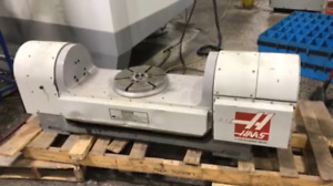 Haas Tr310 Sigma 1 Trunnion Table Indexer 4th 5th Axis 30 Days Warranty