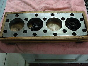 Sunnen Torque Plate For 549 Ihc Engines