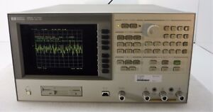 Hp Agilent 8751a Network Analyzer 5hz To 500mhz Tested Ships Today