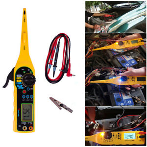 Automobile Circuit Tester Multi Function Car Auto Power Electric Circuit Tester