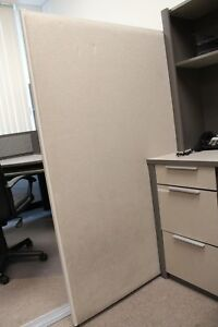 Office Partition Walls 48 X 60 X 1 Office Space Divider
