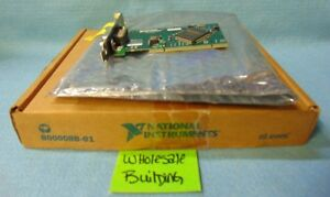 National Instruments Pci gpib Interface Adapter Card 188513b 01 Coontrol Device