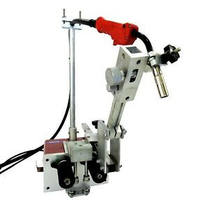 110v H steel Welding Carriage Automatic Welder Two Directions