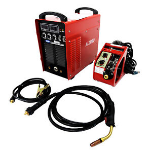 Mig 350 Inverter Welder Flux Core Wire Automatic Feed Welding Machine