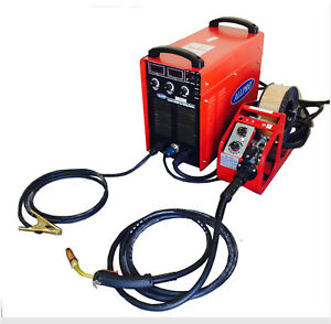 Mig 500 Inverter Welder Flux Core Wire Automatic Feed Welding Machine
