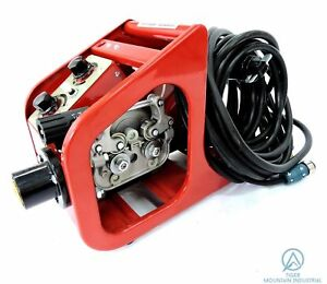 Mig 500 Welder Wire Automatic Feeder System Welding Accessory Euro Connection