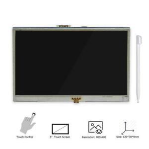 5 Inch Tft Touch Screen Lcd Display For Mining Rigs Win10 Ethos