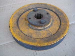 Woods L59 Mower Pulley Ih Farmall International Cub Lo boy 154 184 185 Pto Pully
