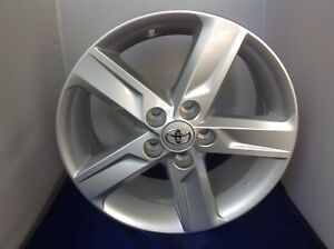 17 Toyota Camry 2012 2013 2014 Factory Oem Rim Wheel 69604 Silver