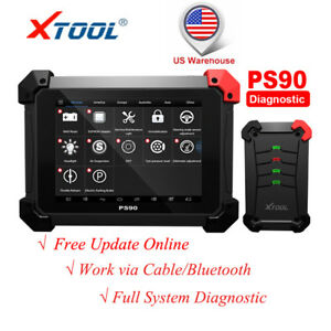 Xtool Ps90 Obd2 Immo Eeprom Programmer Odometer Auto Diagnostic Scanner Tools
