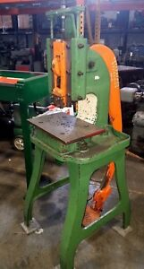 Royersford Excelsior 20 Ton Foot Press Stamping Forming Crimping Assembly