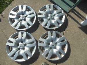 Set 4 Nissan Altima Hubcaps Wheel Covers Hub Caps 09 10 11 2012 16 40315 Zn60a