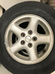 Used Jeep Grand Cherokee Rims Tires