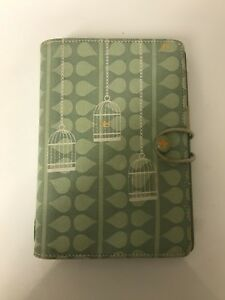 Filofax Personal Swift With Birdcages