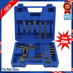 Abn 13 Piece Harmonic Balancer Steering Wheel Puller Kit Vip