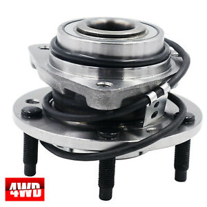 Front Left Or Right Hub Bearing Assembly Fits 4wd W Abs Gmc Chevy Gm Trucks
