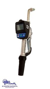 Graco 255200 Sdp5 Preset Meter 1 2 Inlet 5gpm Max W rigid Extension For Oil