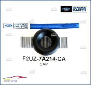 Oem Ford Transmission Overdrive Button Gear Shifter Bezel Cap Ring F2uz7a214ca