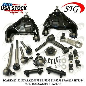 14pc Jpn Suspension Kit For Chevrolet Blazer 4wd 1998 1999 2000 2001 2002 2005
