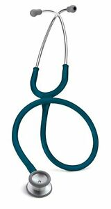3m Littmann 2119 Classic Ii Pediatric Stethoscope Caribbean Blue 28 In