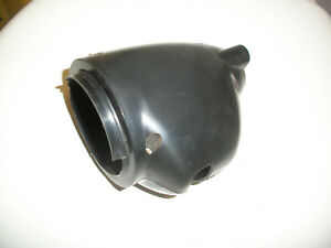 Early Mgb Steering Column Cover From A 1967 Mgb