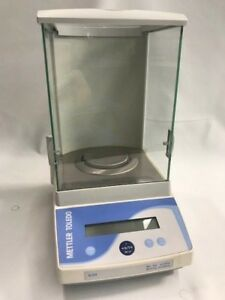 Mettler Toledo Al54 51 Gram Lab Scale With Draft Guard