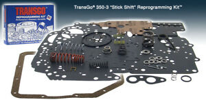 Thm350 350 3 Transmission Transgo Manual Shift Kit
