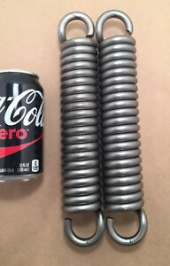 375 Wire Heavy Duty Extension Spring Lot Of 2