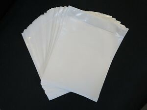 100 500 1000 7 5x5 5 Clear Packing List Label Pouches Shipping Envelopes