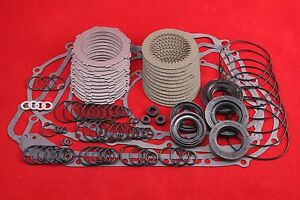 Honda Accord 4 Speed 2 Shaft Transmission Rebuild Kit 1984 85