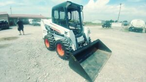 2015 Bobcat S510 Hand Foot Controls New Wheels And Tires Skid Steer Loader Used