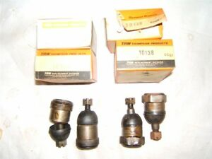 1961 1962 1963 Oldsmobile F85 buick Special Skylark Ball Joints Set 4 Usa Made
