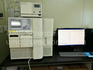 Waters Alliance 2695 2487 Uv Detector Hplc System