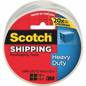 12 Pack 3m Scotch Packaging Tape 3850
