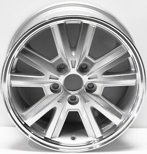 New 16 Replacement Alloy Wheel Rim For 2005 2009 Ford Mustang V6 Machined