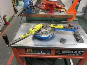 Di acro Bender No 1 a Diacro 1 a W Quick Clamp Strippit diacro Tube Bender