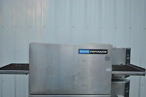 Lincoln Impinger1132 023 a Conveyor Pizza Oven