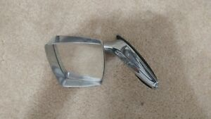 Vintage Gm Chevy Chevrolet Cadillac Door Side Mirror Chrome 804000 096