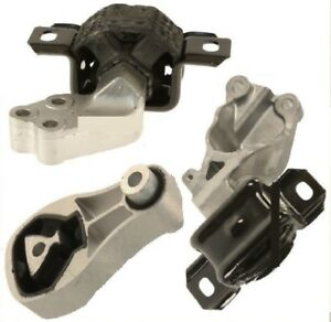 3pc Engine And Transmission Mount For 2008 2011 Smart Fortwo Fast Free Ship