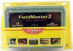 Parmak Fieldmaster3 Fence Charger
