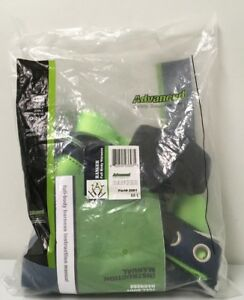 Advanced Safety Solutions Rfid 2001 Ranger Full Body Harness Size M l