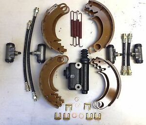 Jeep Willys Late Mbk Cj2a Cj3a Master Brake Kit G503