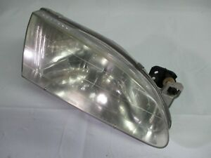 1998 1999 2000 Toyota Corolla Right Passenger Side Headlight Oem Tested