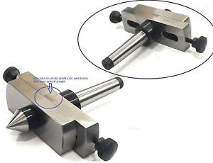 Lathe s Tailstock Attachment For Metal turning In Taper Profile quality Tool 2mt